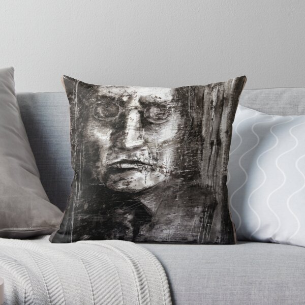 celebration of the wells Throw Pillow