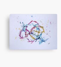 Rite of Spring Canvas Print