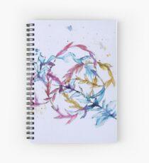Rite of Spring Spiral Notebook