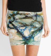 Our entwined hearts Mini Skirt