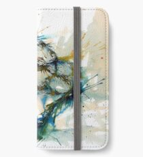 Our entwined hearts iPhone Wallet/Case/Skin