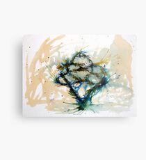 Our entwined hearts Metal Print