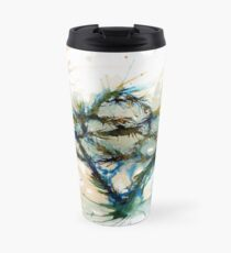 Our entwined hearts Travel Mug