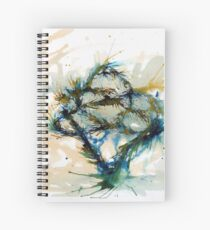 Our entwined hearts Spiral Notebook