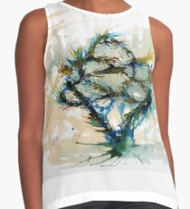 Our entwined hearts Sleeveless Top