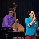 Jazz by the Bay by 1randomredhead