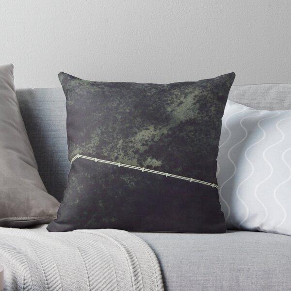 Spatial Reasoning Throw Pillow