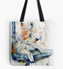 The Watchdog Tote Bag