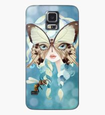 Niella Butterfly Girl Case/Skin for Samsung Galaxy