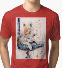The Watchdog Tri-blend T-Shirt