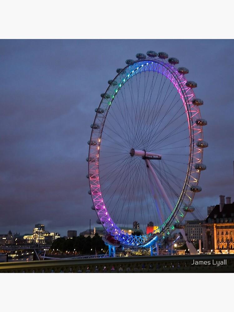 London Eye by corwin