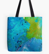 Fragment of Falling Space Tote Bag