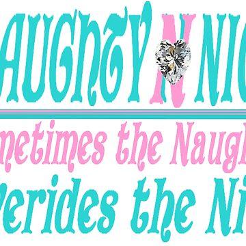 NAYGHTY N NICE by HUNTERSANGEL