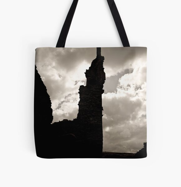Solar Eclipse All Over Print Tote Bag