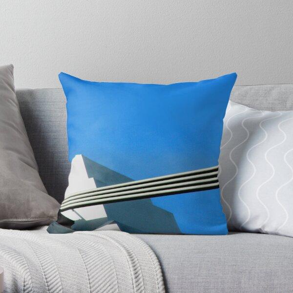 urb umbilical #1 Throw Pillow