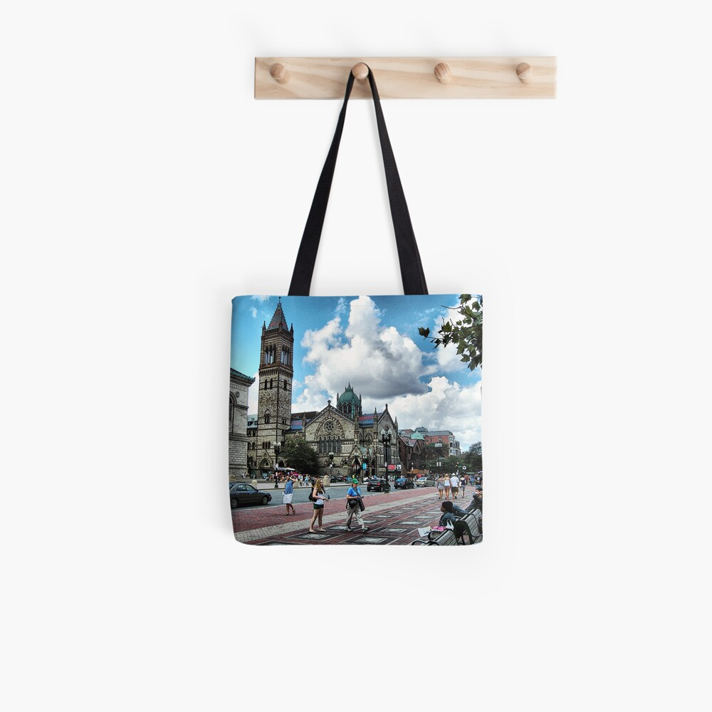 From Copley Square Tote Bag