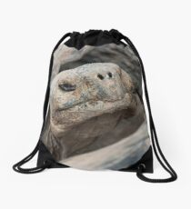 The ancient one Drawstring Bag