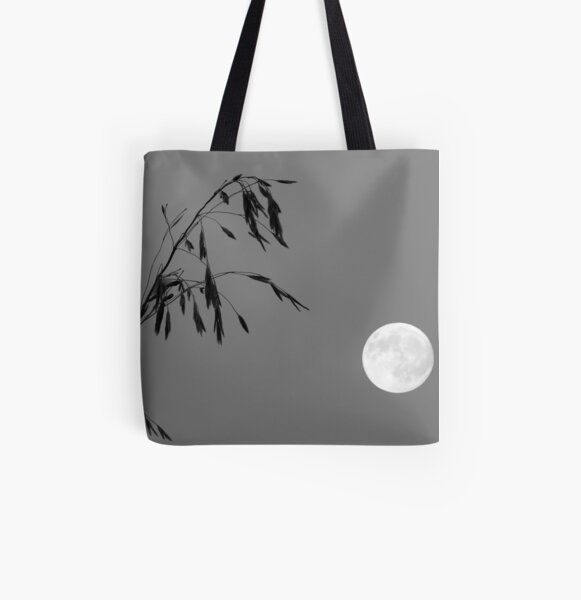 Heaven and Earth All Over Print Tote Bag