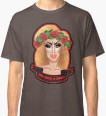 "'Your makeup is terrible"" Alaska Portrait Edit Classic T-Shirt"