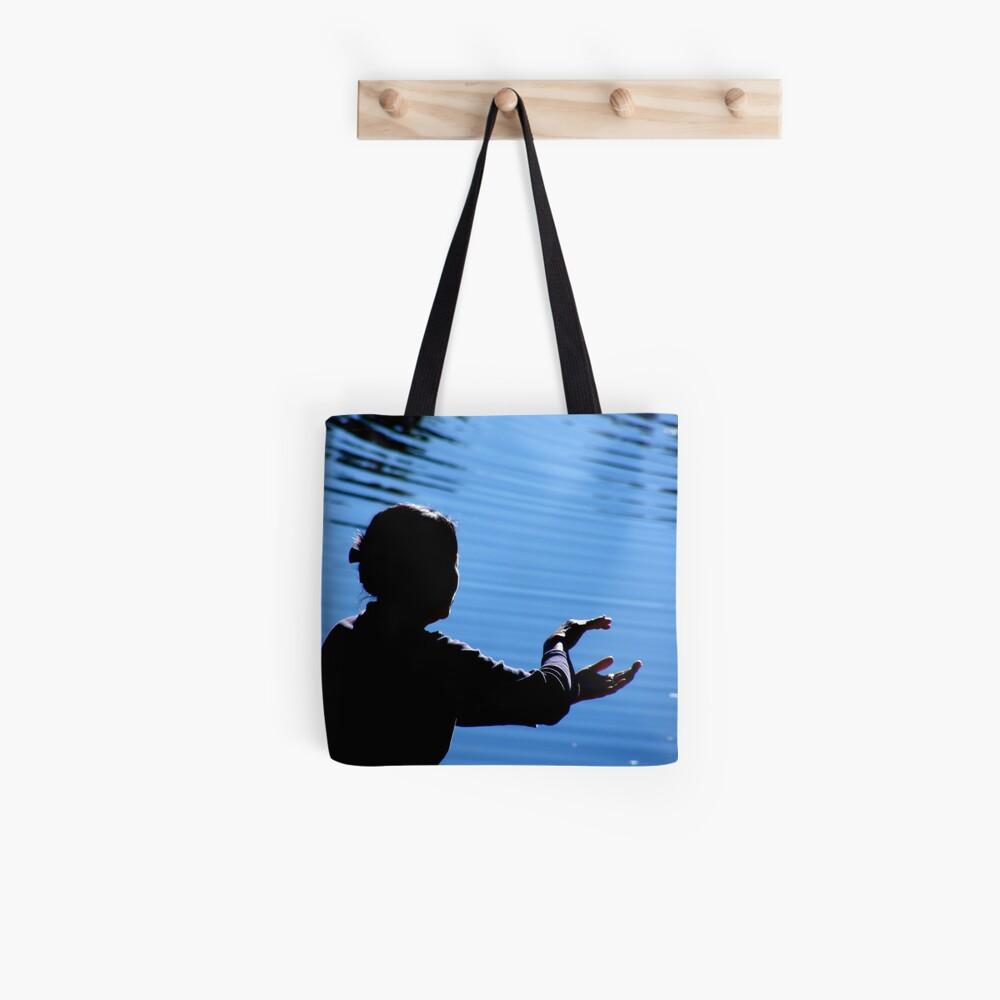 Morning Meditation Tote Bag