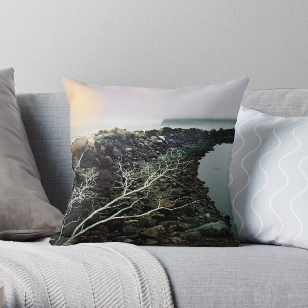 Neah Bay Throw Pillow