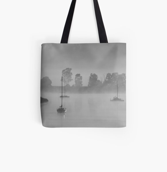 At Rest All Over Print Tote Bag