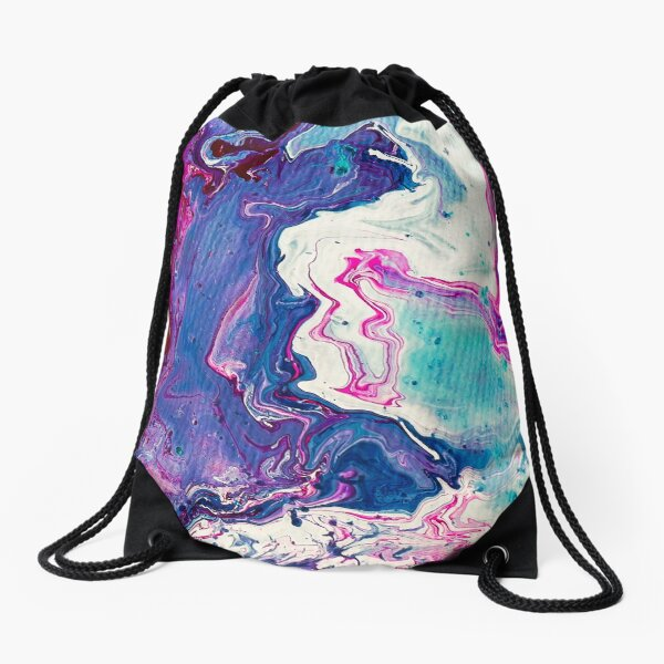 High Season Passion Drawstring Bag