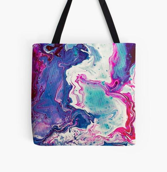 High Season Passion All Over Print Tote Bag