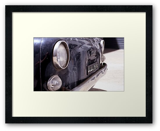 Fiat 500 by rorycobbe
