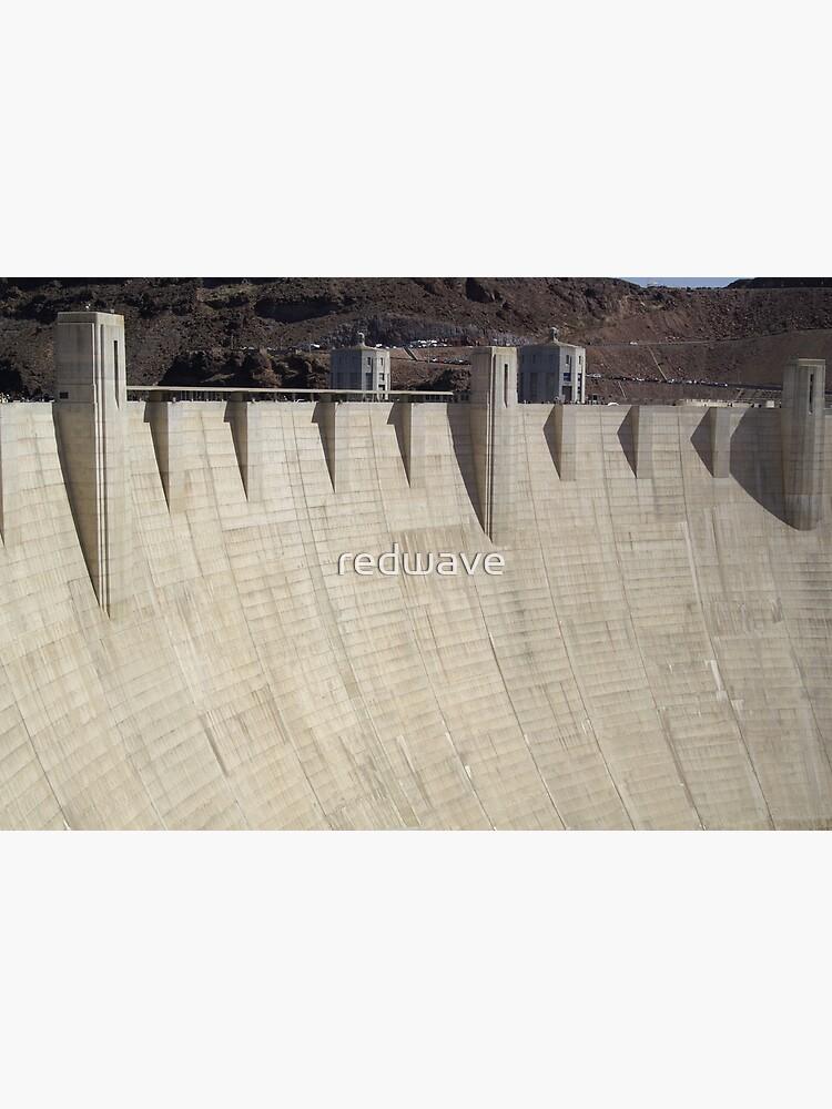 Hoover Dam by redwave