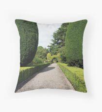Altamont Gardens Throw Pillow