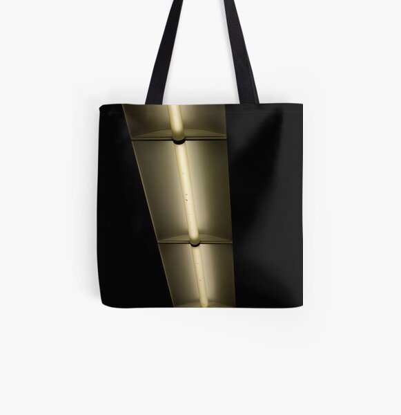 Lights All Over Print Tote Bag