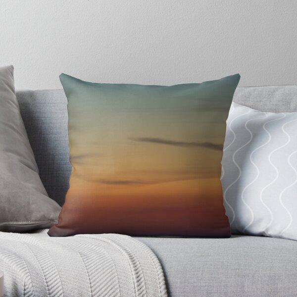Sky Throw Pillow