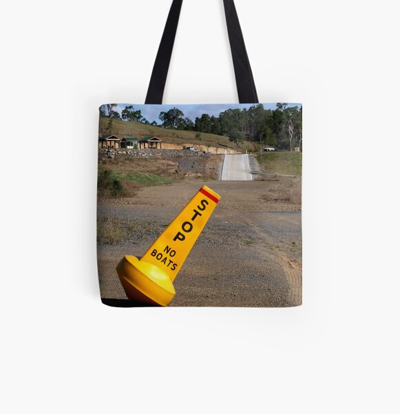Dam Dry! All Over Print Tote Bag
