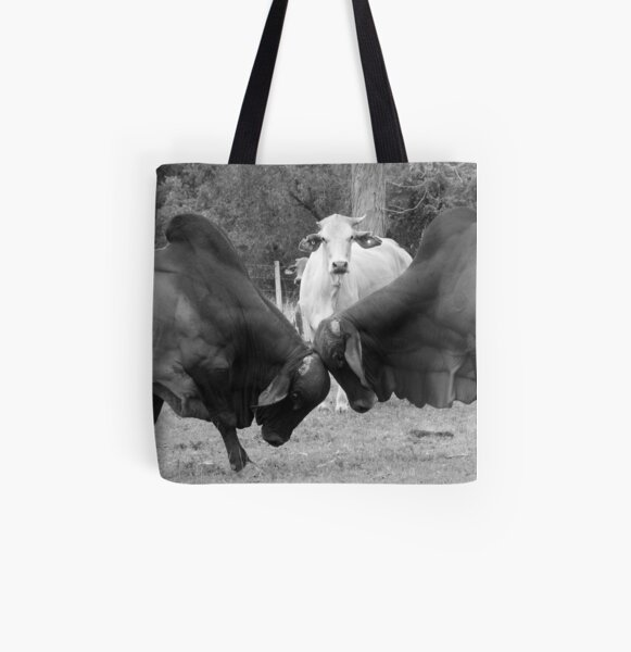 The Referee All Over Print Tote Bag