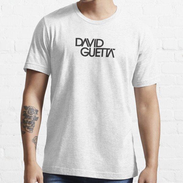 David Guetta reciente Camiseta esencial