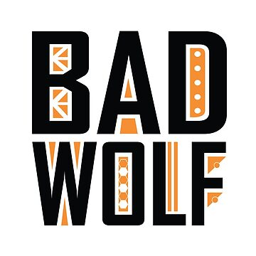 Bad Wolf by jacquifrank