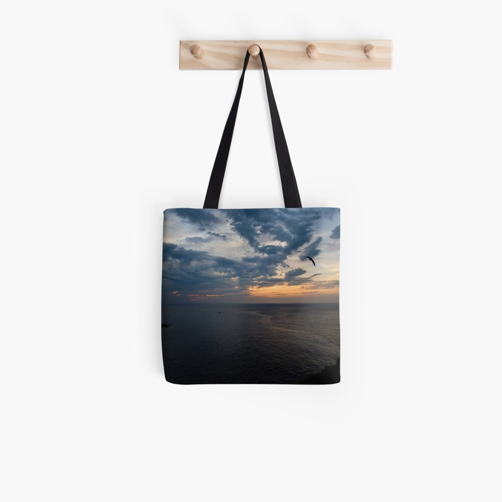 Wings of Nyx Tote Bag