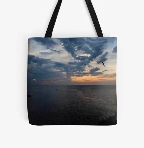 Wings of Nyx All Over Print Tote Bag