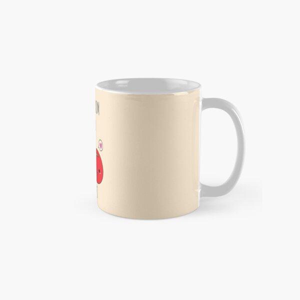 I Love You From My Head Tomatoes Classic Mug
