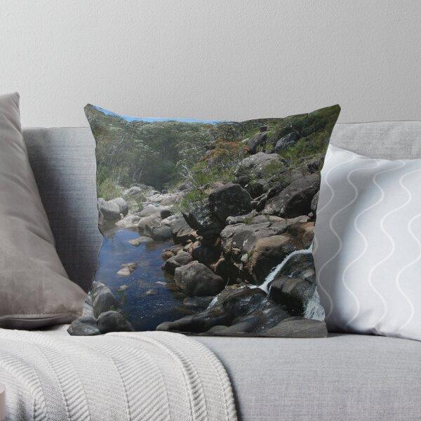 Gibralter Range National Park Throw Pillow