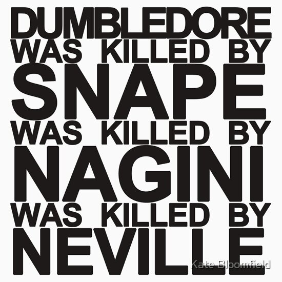 TShirtGifter presents: Neville Longbottom is a hero
