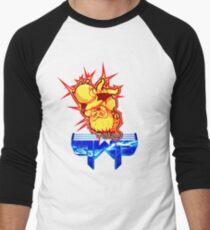 Electric Suplex Men's Baseball ¾ T-Shirt