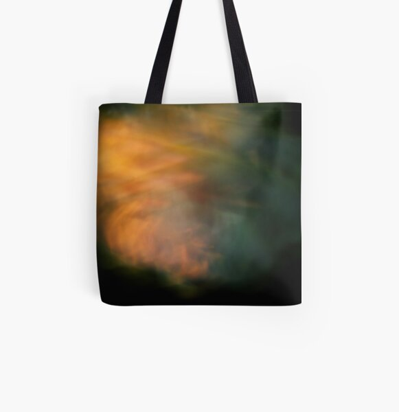 Night Winds & Roses All Over Print Tote Bag