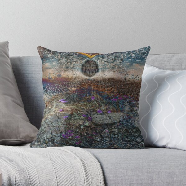Dreamscape I Throw Pillow