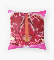 Heart of passion... Throw Pillow