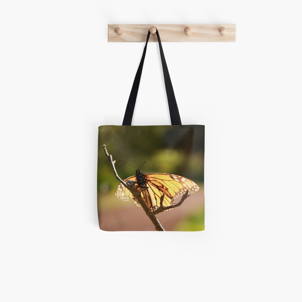 Butterfly at Araluen Tote Bag