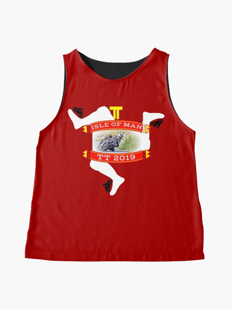 Alternate view of TT Isle of Man Sleeveless Top