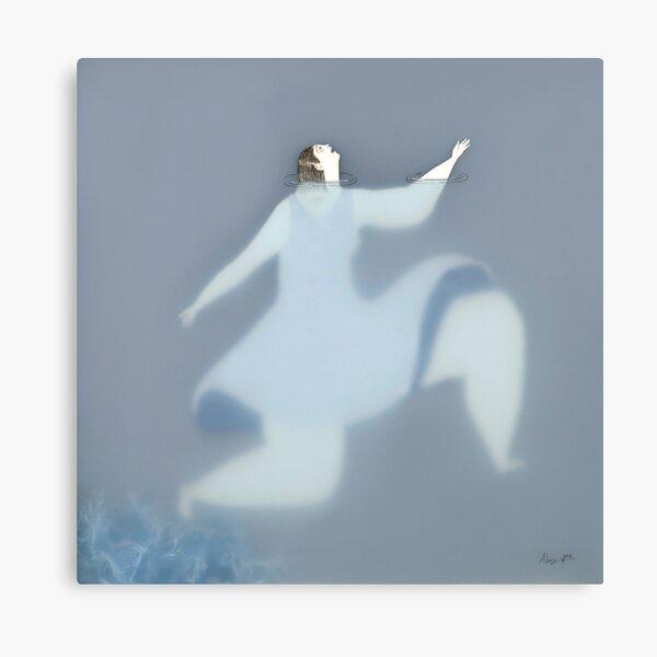 Dona d'aigua III Lienzo