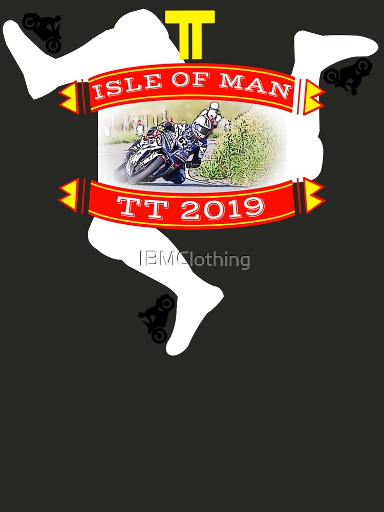 TT Isle of Man by IBMClothing